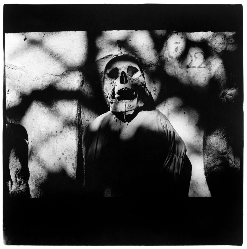 Palermo Catacombs #1, 1963 gelatin silver print © The Peter Hujar Archive, LLC; courtesy Pace/MacGill Gallery, New York
