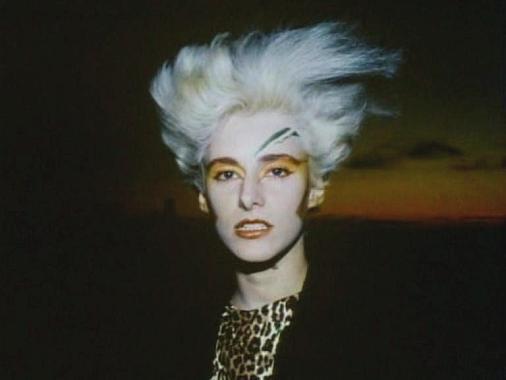 Anne Carlisle, Slava Tsukerman Liquid Sky, 1982