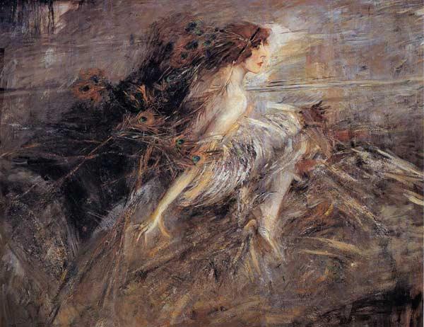 Boldini, Marchesa Casati, 1914