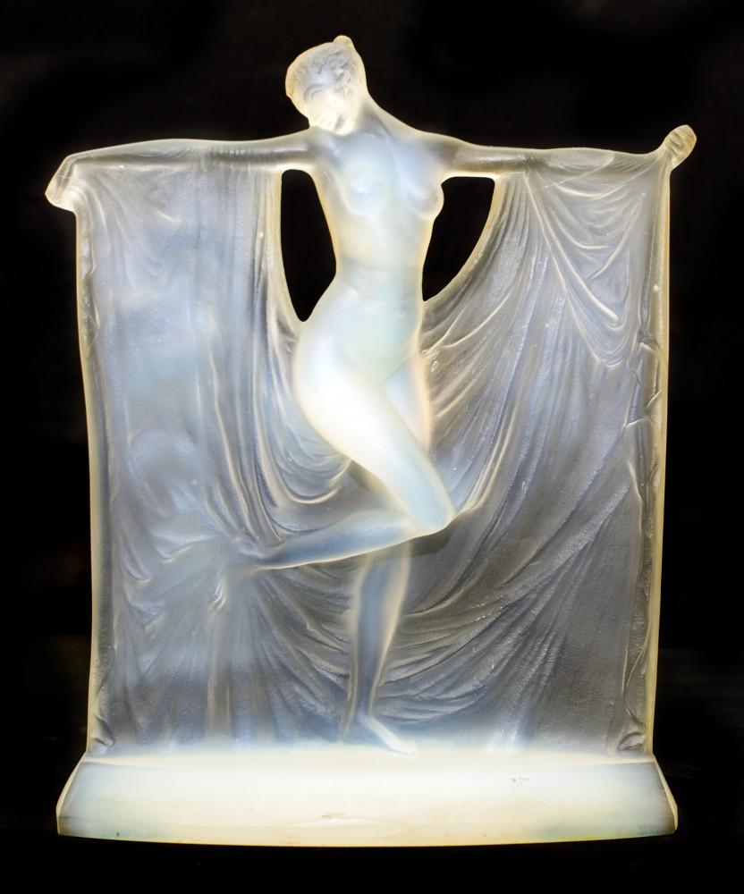 Lalique-statuette