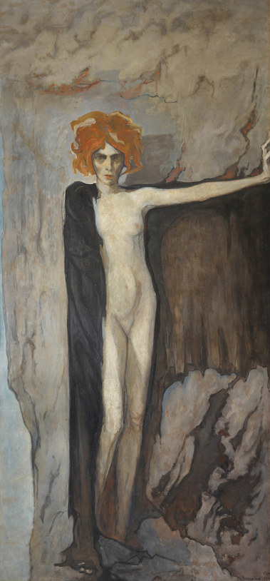 Romaine Brooks, Luisa_casati_3