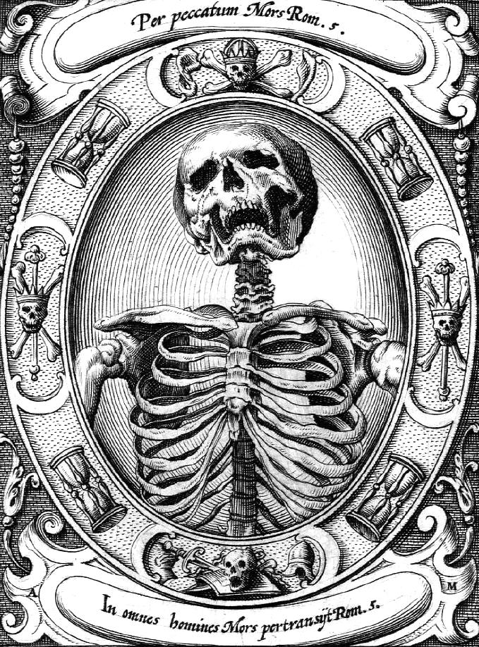 Alexander Mair, Memento Mori, 1605