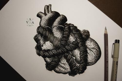 andrey svetov cuore annodato