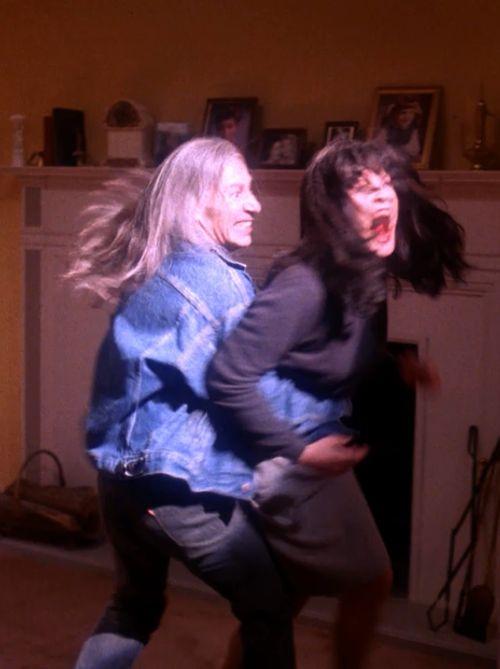 Bob killing Maddy