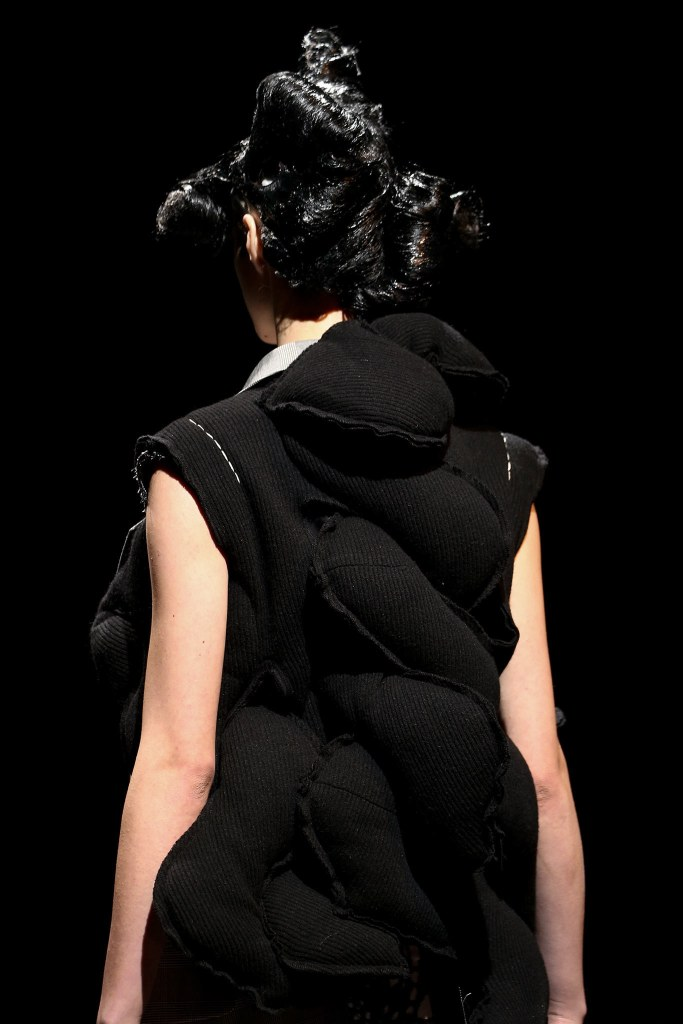 Comme des Garçons Fall 2014 Ready-to-Wear 8, via vogue.com