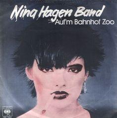 Nina HAgen Bahnhof Zoo