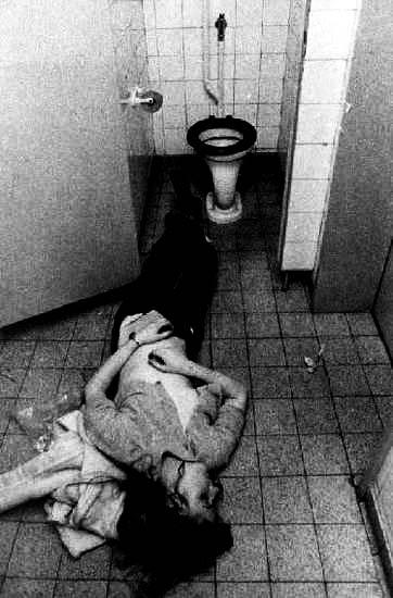 fotografia dall'edizione originale tedesca di noi, i ragazzi dello zoo di berlino-2