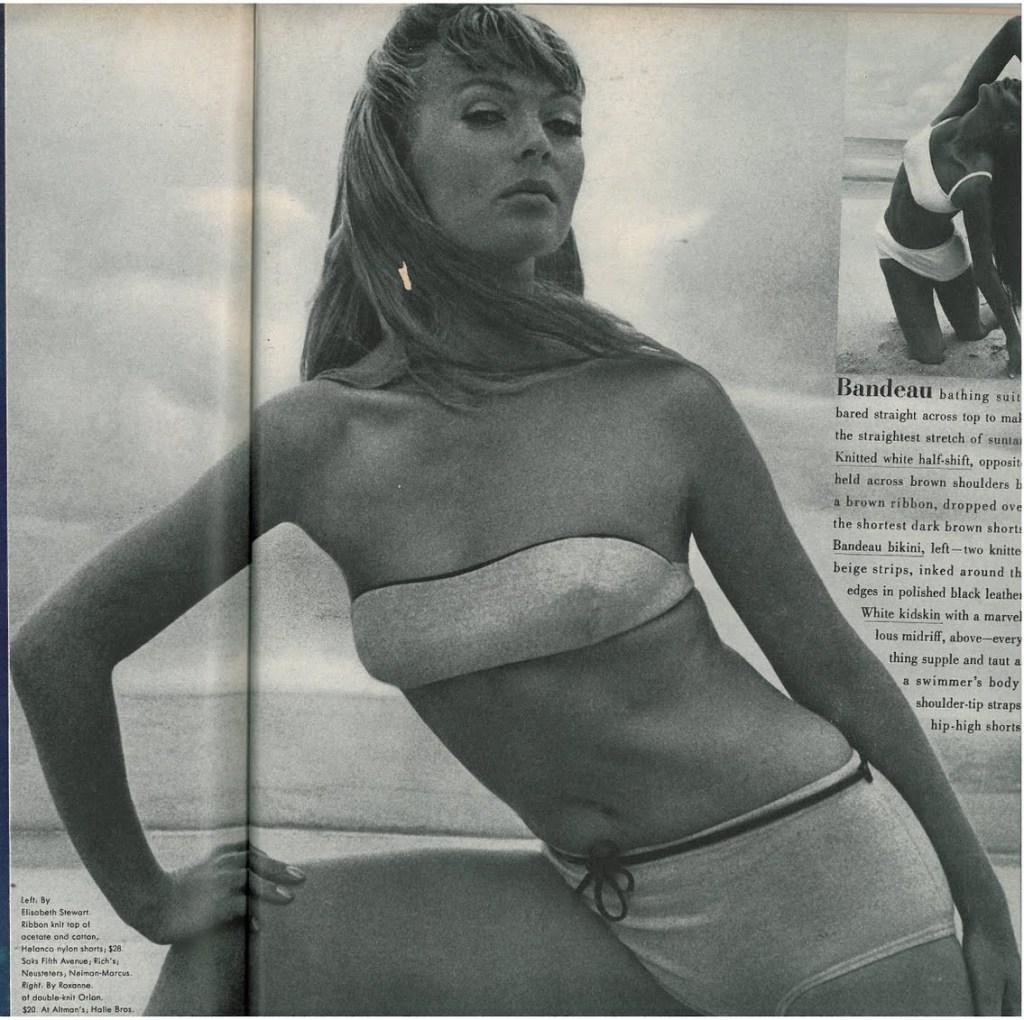1962 - Desembre - Vogue