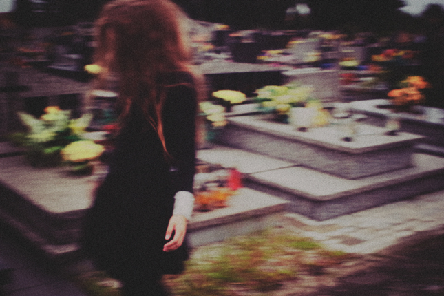 Laura Makabresku, SOMETHING ABOUT DEATH luglio 2011