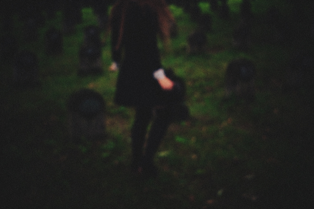 Laura Makabresku, SOMETHING ABOUT DEATH4
