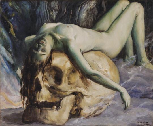 La Cocaína by Daniel Sabater y Salabert, 1932