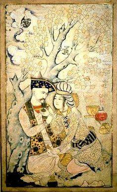 persian sufi art