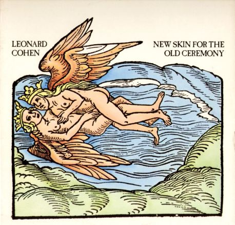 leonard cohen new skin