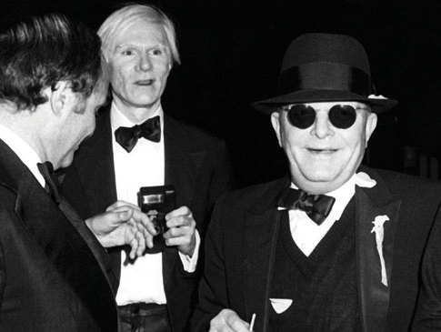 lester persky, andy warhol, truman capote