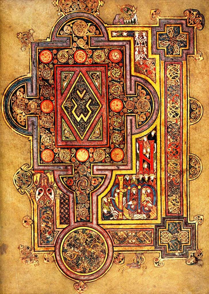 book of kells trinity college