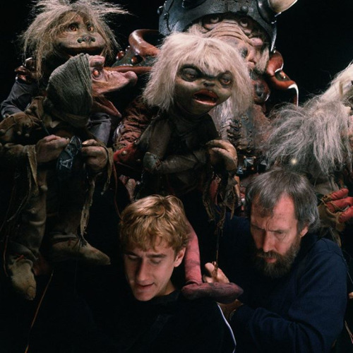 jim henson e i burattinai di labyrinth