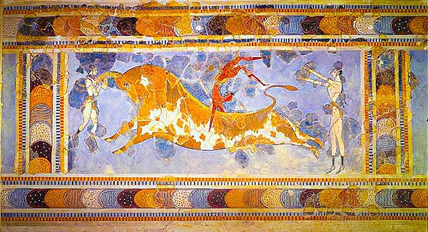 taurocatapsia palazzo di cnosso-2