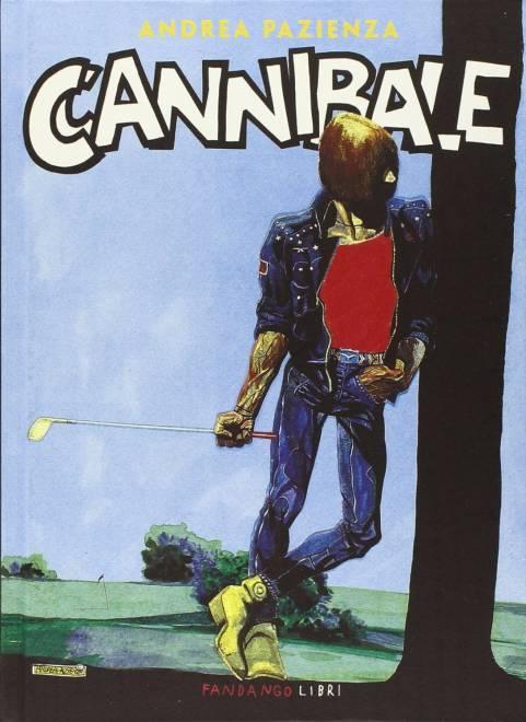 Cannibale, Fandango Libri pubblica i fumetti di Andrea Pazienza