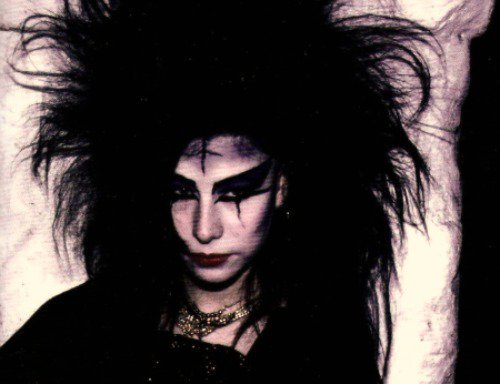 goth 80's, via deathrock