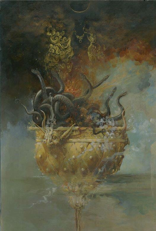 David S. Herrerías - Chalice of Revelation