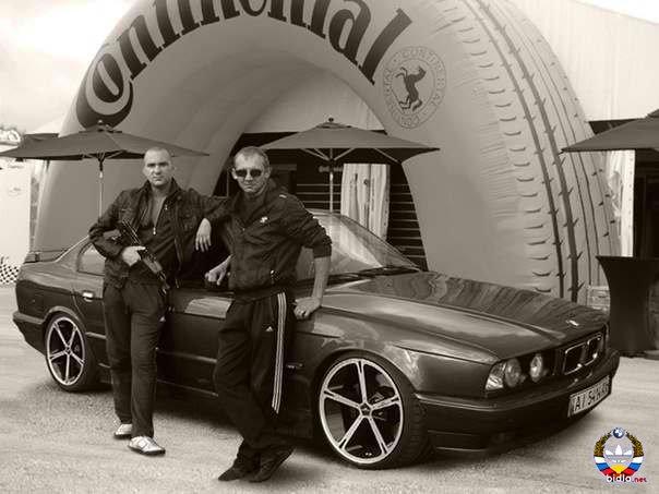 Original Bratva (modern Russian mafia) groups wore Adidas or Nike back in late 1980s and early 90s