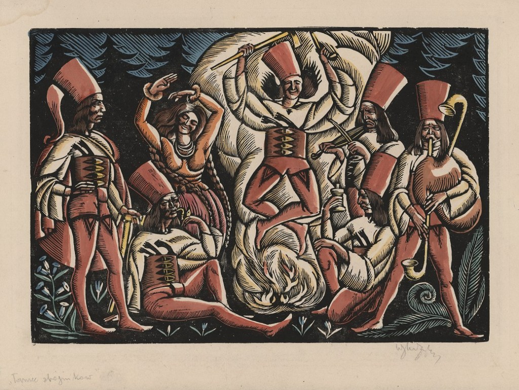 wladyslaw-skoczylas-taniec-zbojnikow-1-1919-galeria-salon-akademii-warszawa