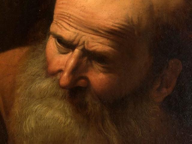 Caravaggio abramo