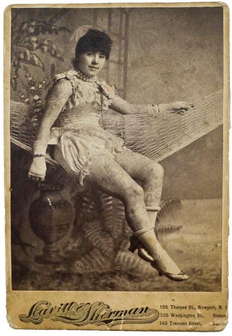 Irene Woodward 7