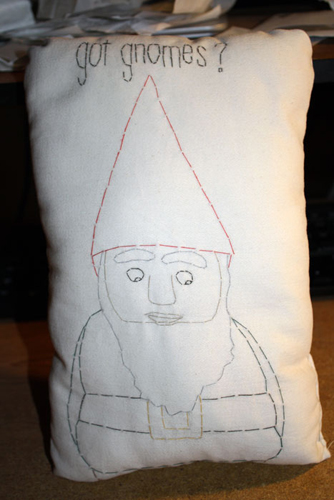 gnomepillow