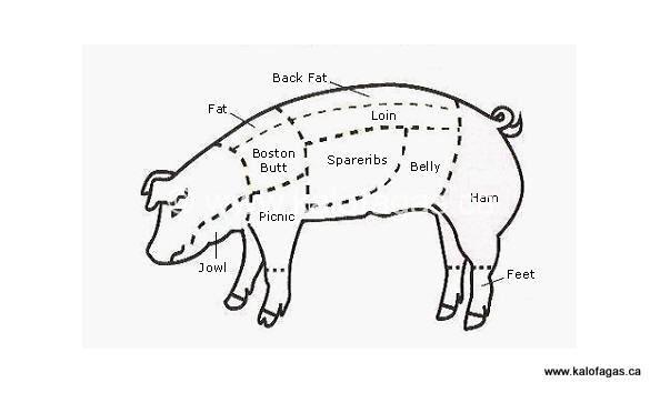 Pork Gyro at Home