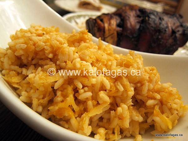 Sauerkraut Rice