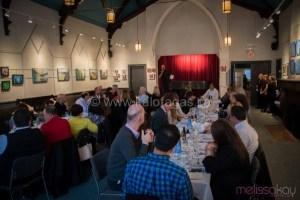 Recap of A la Greque Supper Club
