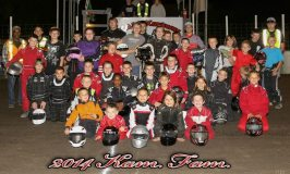 Final Points Race locks in the 2014 Class Champions at KAM Kartway