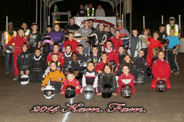 Best outlaw kart drivers in the country