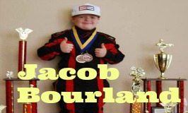 Jacob Bourland Made his Debut Racing Interview on The Checkered Flag Show