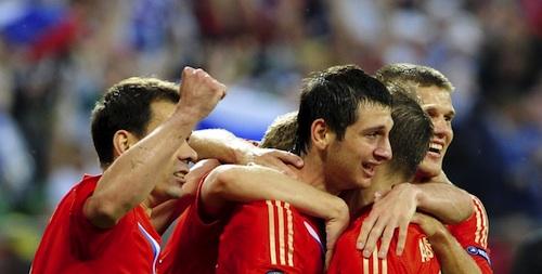 rusia euro 2012