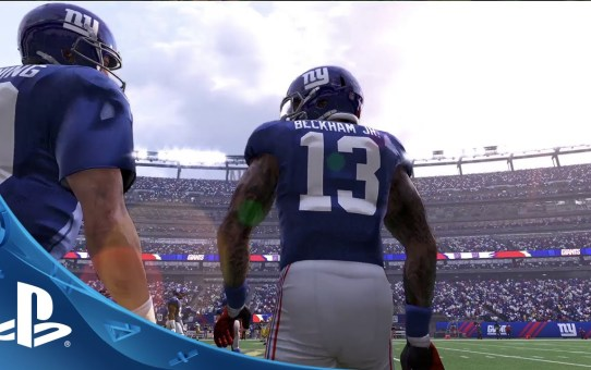 Madden NFL 16 – Official Gameplay Trailer | PS4
