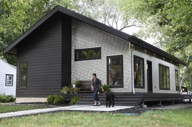 Perfect Modern Architecture Kansas City The Home Of Kim Howie And Design Inspiration