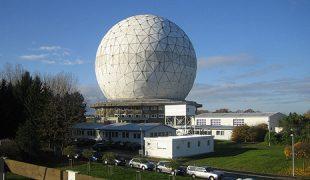 Radarkugel, FGAN Bonn