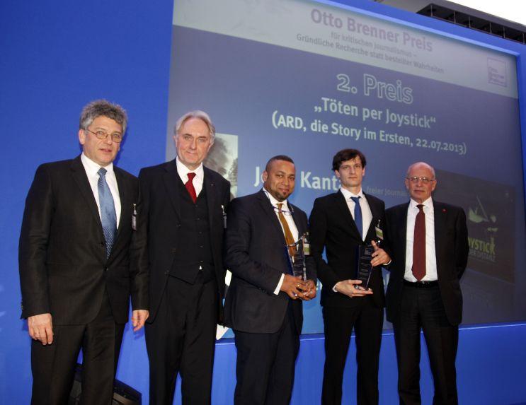 Otto-Brenner-Preis 2013