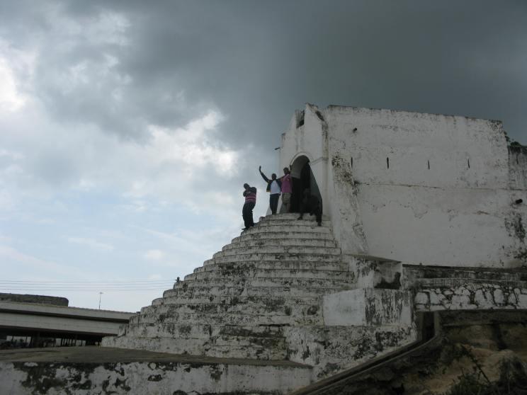 Shama Castle - Anton Wilhelm Amo´s Grave
