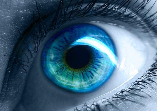 Какво разкрива цветът на очите?