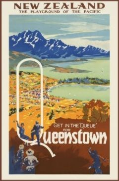 8870_Vintage_Queenstown_Travel_Poster