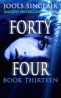 Forty Four Book Thirteen Cover