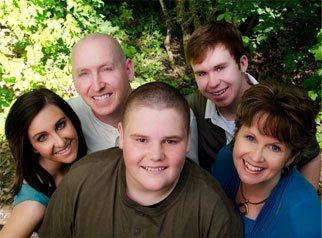 Karen Ehman and Family