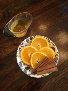 Homemade Potpourri with Katina Miller for #LoveYourLifeFriday at KarenEhman.com