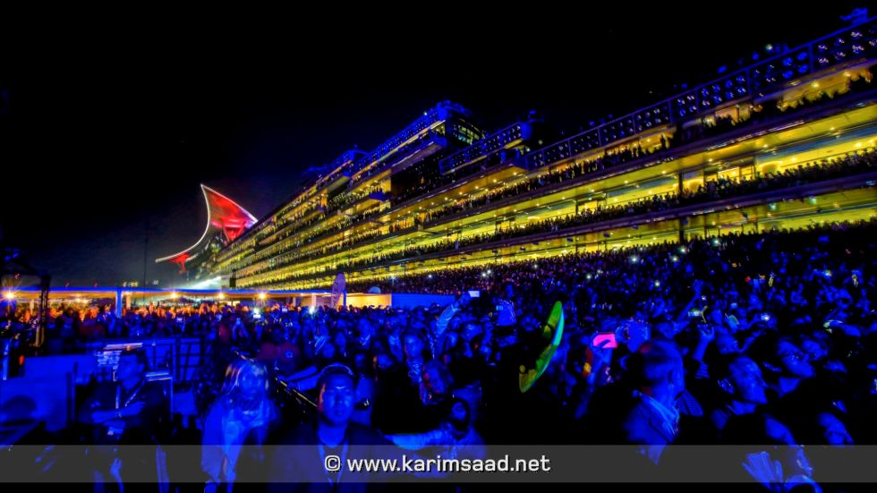 JLo Dubai World Cup 2014_04_Meydan