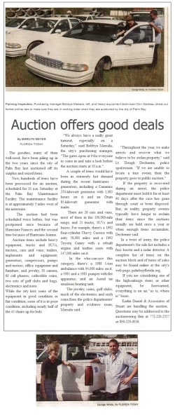 Small Of Palm City Auction