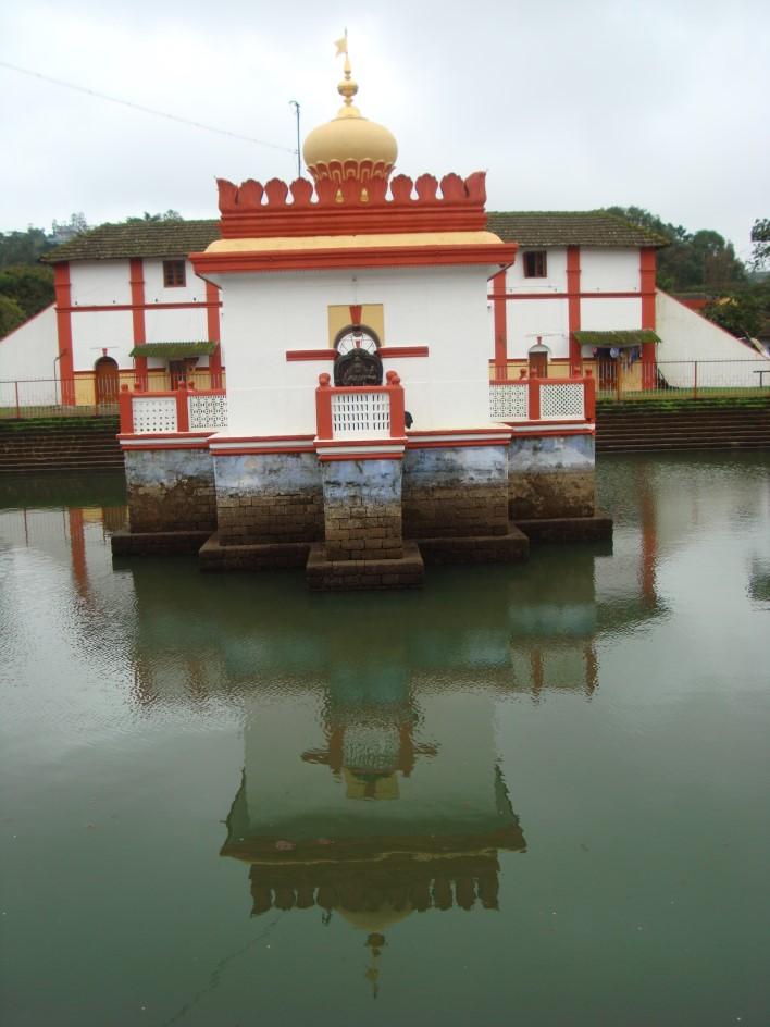 omkareswara temple, coorg