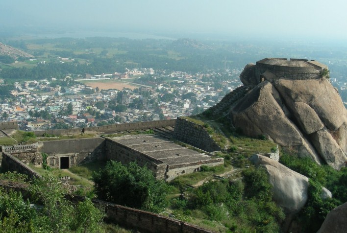 Madhugiri Fort, near Tumkur